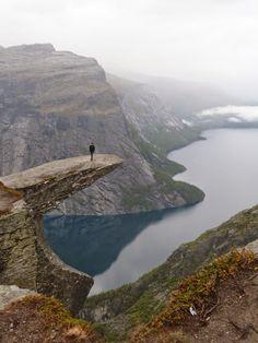 NORWAY |Conquering Trolltunga | Journey & Camera
