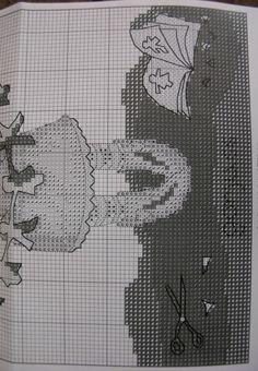 MIZZY PUNTO DE CRUZ Y MAS.. (pág. 109) | Aprender manualidades es facilisimo.com