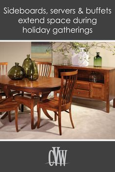 American-Made Hardwood Furniture Living Articles from Country View Woodworking Hardwood Furniture, Living Furniture, Bedroom Furniture, Dining Room, Dining Table, Buffets, American Made, Sideboard, Woodworking