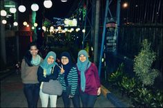 Have fun with Erry, Timmy and Rani at BNS Malang