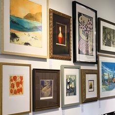 """For Arts Sake on Instagram: """"Pick your print, then choose your frame. We have a huge and eclectic range of limited edition art from the cream of contemporary British…"""""""
