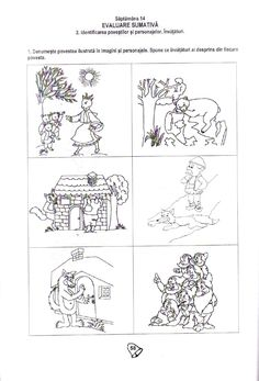 Fise de lucru Four Seasons Art, Youth Activities, School Lessons, Kindergarten Worksheets, Box Art, English Language, Free Printables, Coloring Pages, Crafts For Kids