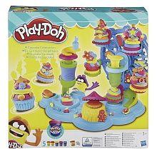 Play-Doh - Roda Gigante de Cupcakes