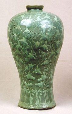 Korean Art, Porcelain, Vase, Cosmetics, Home Decor, Porcelain Ceramics, Decoration Home, Room Decor, Vases