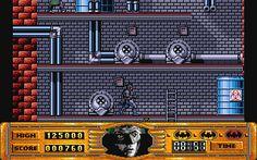 Batman: The Movie - Atari ST - 1989