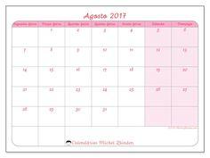 agosto 2017para imprimir, livre. Calendário mensal : Generosa (Sf). A semana começa na segunda-feira