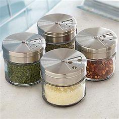 KSP Gusto Magnetic Spice Jar