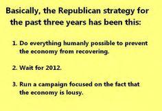 rethuglican strategy