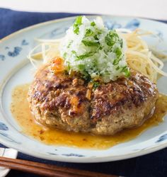 Home Recipes, Asian Recipes, Cooking Recipes, Japanese House, Japanese Food, Diet Menu, Low Carb Diet, No Cook Meals, Steak