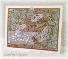 MIX53 Be Your Own by jodylb - Cards and Paper Crafts at Splitcoaststampers