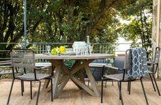 Garden Table Croisette - Unopiù