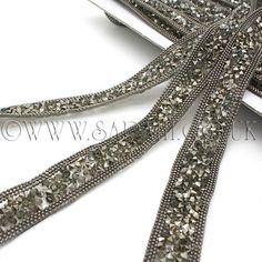 Faux crystal trim on hot fix backing. Rave Costumes, Festival Costumes, Stone Beads, Stones, Beaded Trim, Making Ideas, Sewing Crafts, Embellishments, Swarovski Crystals