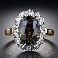 Collection Here Sale Solid 18k White Gold Fine Gemstone Ring Amethyst Diamond Jewelry Relieving Rheumatism Gemstone Jewelry & Watches