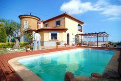 Villa Flora, Pineda de Mar, Costa Maresme