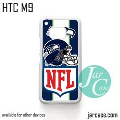 seahawks team Phone Case for HTC One M9 case and other HTC Devices