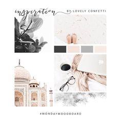 Pastel Scheme Moodboard by Cristina Sanz ( Web Design, Layout Design, Tableaux D'inspiration, Stoff Design, Collages, Collage Design, Design Studio, Grafik Design, Magazine Design