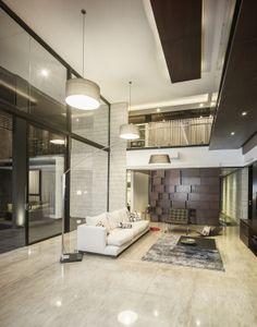 Modern House Jakarta Indonesia Raul Renanda Design Wwwrenanda - Modern house jakarta