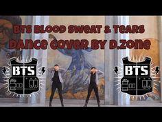 방탄소년단 (BTS) '피 땀 눈물 (Blood Sweat & Tears)' | Dance Cover by D.Zone