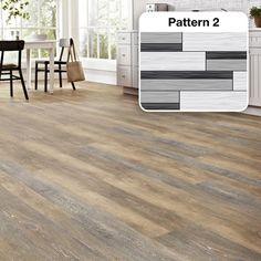 7 5 in x 47 6 in wel ing oak luxury vinyl plank