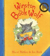 Winston The Book Wolf by Marni Mcgee http://www.amazon.ca/dp/0747579776/ref=cm_sw_r_pi_dp_eVCEvb0TTJK7Y