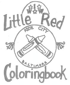 Kids coloring book made by anarcha-feminist group Kidz City