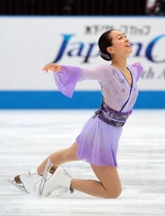 Mao Asada - Japan Open 2015