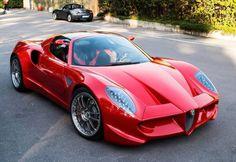 Alfa Romeo Sbarro Diva V6 3.2 300 cv