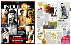 Look we found space in The New Indian Express Indulge