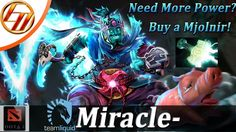 Miracle- Overcharged Storm Spirit |Dota 2 Highlights Dota 2, Highlights, Spirit, Videos, Youtube, Movie Posters, Art, Art Background, Film Poster