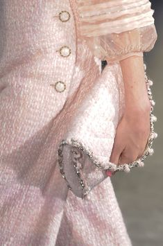 Chanel | More pastel inspiration here: http://mylusciouslife.com/prettiness-luscious-pastel-colours/