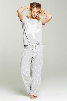 Acheter Etoile Grise Pyjamas de la boutique en ligne Next Royaume-Uni