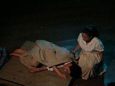"""Espetáculo inspirado no conto """"A terceira margem do Rio"""", de Guimarães Rosa, acontece nos dias 30 e 31 de agosto. A entrada é Catraca Livre."""