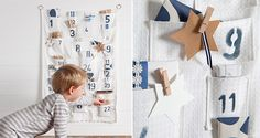 DIY advent calendar - Tara Dennis