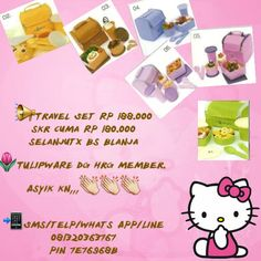 Join Member Twin Tulipware