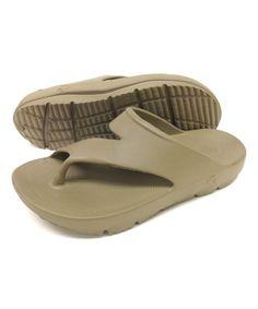 Taupe Flair Sandal