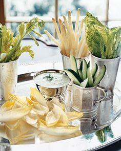 Some like it raw, maak er dan maar wat moois van - http://www.culy.nl/inspiratie/crudites-creatief-opdienen/
