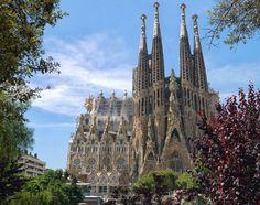 Foto: La Sagrada Familia, en Barcelona (CC)