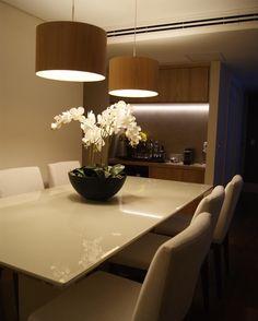 Sala de Jantar por Arquiteta Lara Rocha