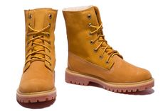 Yellow Wheat Leather Timberland Womens Boots,Fashion Winter 2016 New Timberland Women Boots