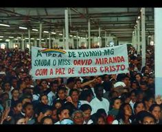 VÁRIO ESTADOS DO BRASILSE FAZEM PRESENTE AOS CULTOS NA SEDE MUNDIAL-SÃO PAULO!
