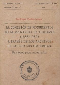 Alicante, Lo Real, Academia, Base, Personalized Items, Lakes, Filing Cabinets, Monuments, Studio
