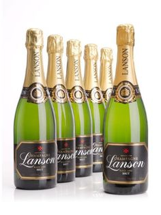 Socially Conveyed via WeLikedThis.co.uk - The UK's Finest Products -   Case of Lanson Champagne - 6 Bottles http://welikedthis.co.uk/case-of-lanson-champagne-6-bottles