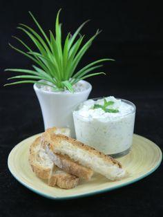 Tzatziki de concombre (Grèce) - Recette de cuisine Marmiton : une recette