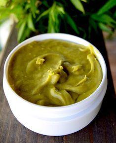 Weed Recipes, Salve Recipes, Marijuana Recipes, Cannabis Edibles, Cannabis Oil, Cannabis Growing, Cake Courgette, Food Print, Coconut Oil