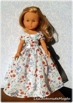 I wish my Sylvia (Camille) had this dress!