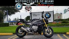 Specifications for the 2016 BMW S 1000 R - Black Storm Metallic
