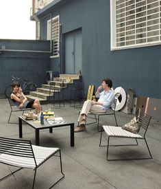 Bar stools | Garden seating | Aero | EMU Group | Paul Newman. Check it out on Architonic