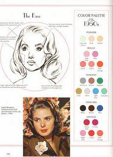50s palette