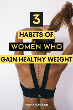 It is very common for people who have this difficulty to gain weight to have a faster metabolism. So, they always tend to lose weight and for these people, it is much easier to lose weight than to gain weight compared to other people. #HealthyTips #GainWeight Tips To Gain Weight, Best Weight Loss, Healthy Weight Loss, How To Lose Weight Fast, Workouts For Teens, Healthy Diet Tips, Lose Body Fat, Lose 20 Pounds, Workout For Beginners