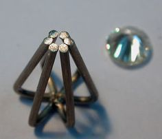 Jewelry Tutorial - Six Claw Collet